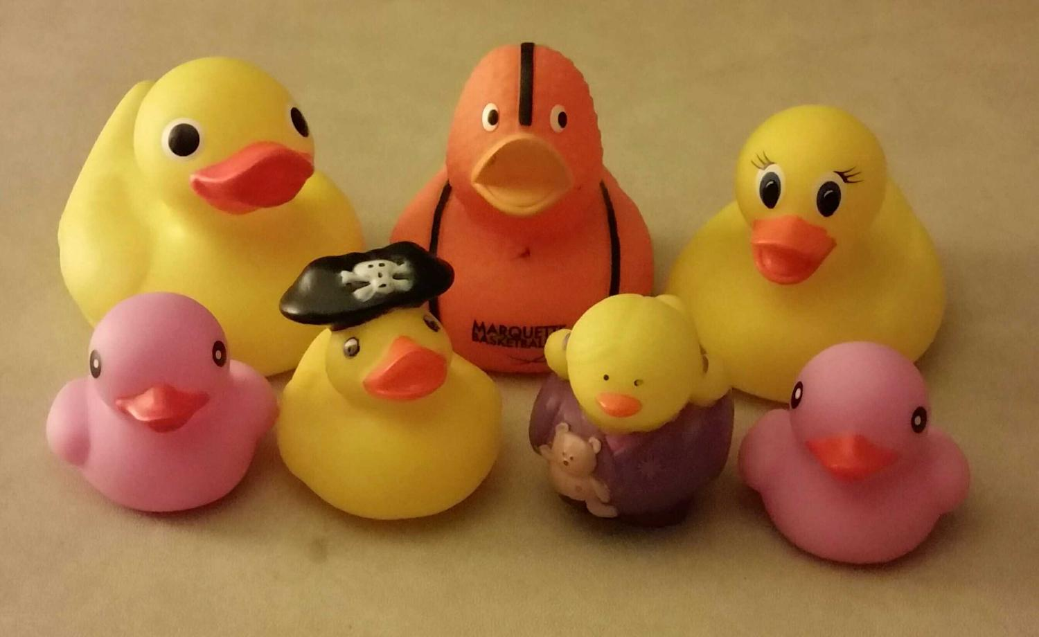 Find more Set Of 7 Rubber Ducks for sale at up to 90% off