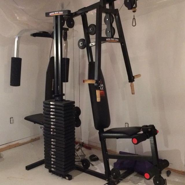 Find more york mega max home gym for sale at up to