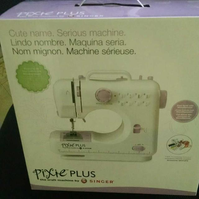 Find More Singer Pixie Plus Sewing Machine For Sale At Up To 40% Off Delectable Pixie Plus Sewing Machine