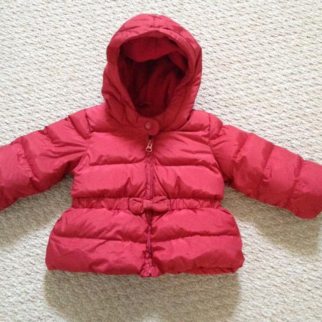 fc64875e8 Find more Baby Gap 12-18 Month Red Puffer Coat for sale at up to 90% off
