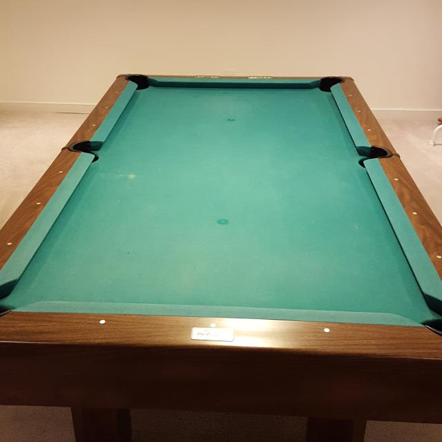 Find More Brunswick Buckingham Ft Pool Table For Sale At Up To Off - Brunswick richmond pool table