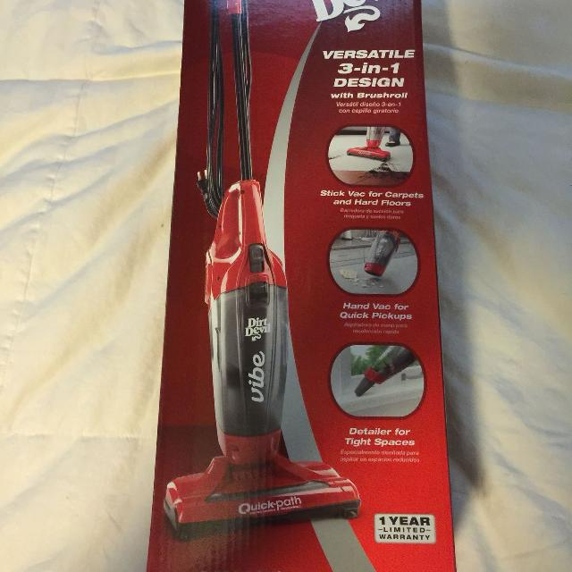 Find More Dirt Devil Vibe Vac New In Box For Sale At Up To 90 Off