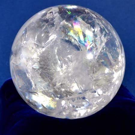 Looking for Large Quartz Crystal Sphere for sale  Canada