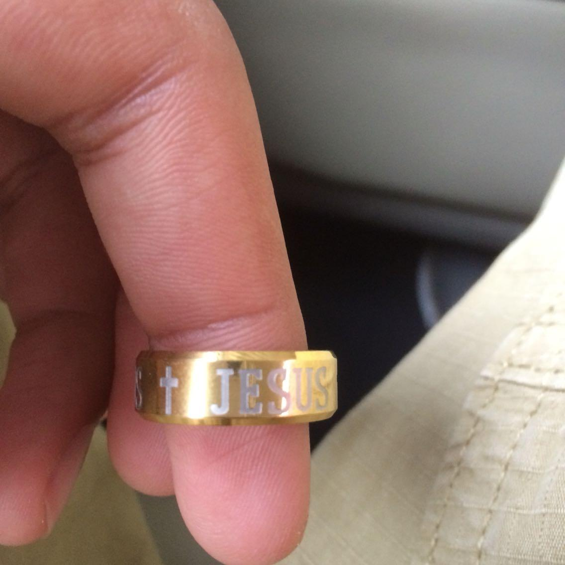 Best Rings Jesus And Forever Love for sale in Dollard-Des Ormeaux ...