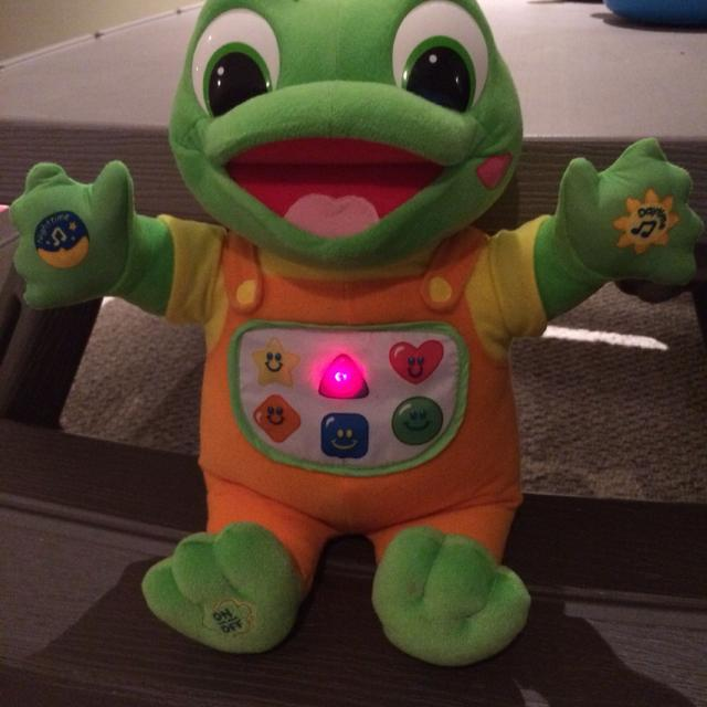 Find more Leap Frog - Hug And Learn Baby Tad for sale at up to 90% off