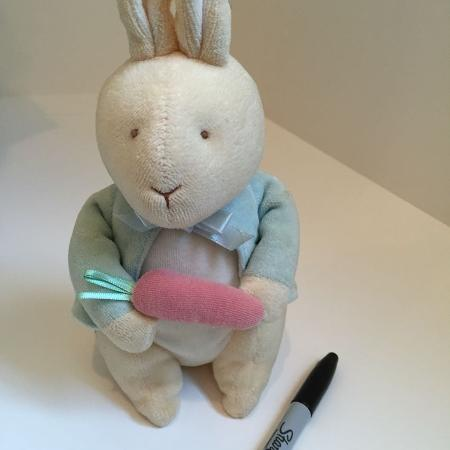 Peter Rabbit - Stuffed White Easter... for sale  Canada