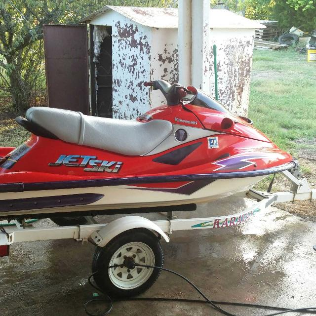 Best 1999 Kawasaki Ultra 150 Jetski For Sale In Brenham Texas 2019