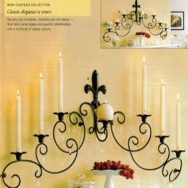 Best partylite chateau multi sconce p8271 for sale in vaudreuil partylite chateau multi sconce p8271 aloadofball Image collections