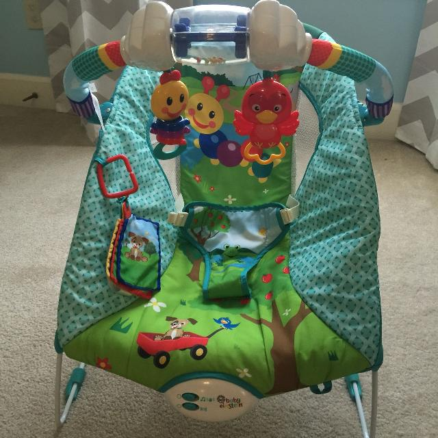 dbb2a8d4b98a Find more Baby Einstein Caterpillar s Day At The Park Bouncer for ...