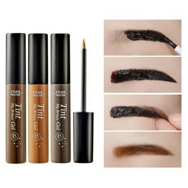 Best 3 Days Long Lasting Peel Off Eyebrow Tint Gel Tattoo Makeup