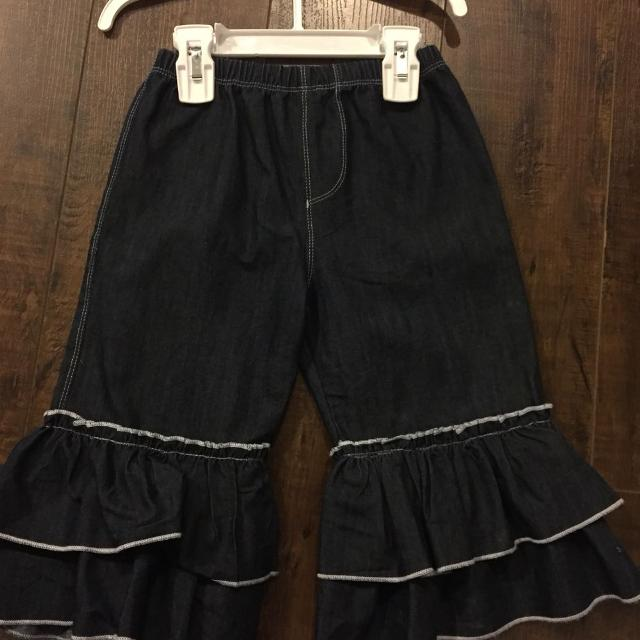 Find More 2t Ruffle Jeans Natalie Grant For Sale At Up To 90 Off