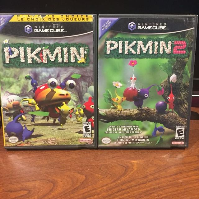 Best Pikmin 1 2 Gamecube Marked Down For Sale In Brampton