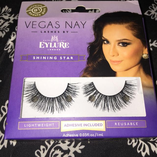 3692a253d3c Find more Vegas Nay Shining Star Lashes for sale at up to 90% off