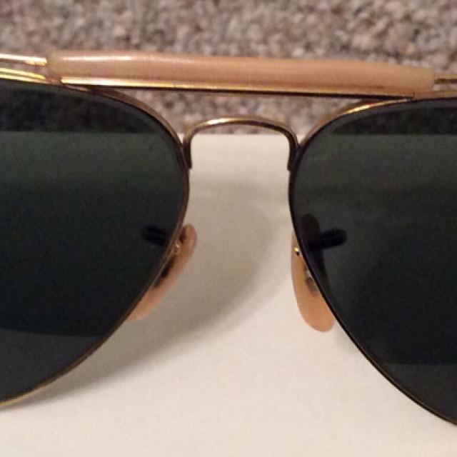 4dfda49e2d080 Best Vintage Ray Ban Aviators for sale in Decatur