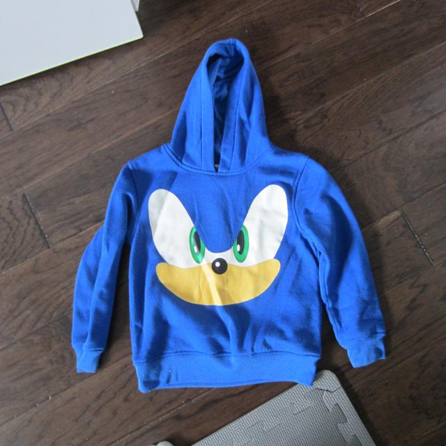 Find More Sonic The Hedgehog Hoodie For Sale At Up To 90 Off