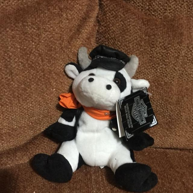 Find more Harley Davidson Beanie Baby - Cow for sale at up to 90% off ec9d3f316ca