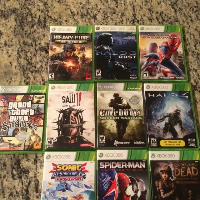 Best Xbox 360 Games 2019 Best Xbox 360 Games for sale in Amarillo, Texas for 2019