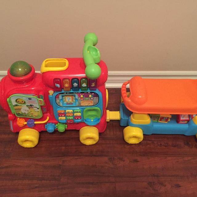 Find More Vtech Sit Stand Ultimate Alphabet Train For Sale At Up To