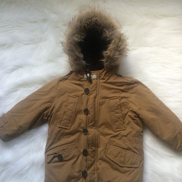 ad41ce70a Find more Baby Gap Warmest Snorkel Coat - Size 3 for sale at up to ...
