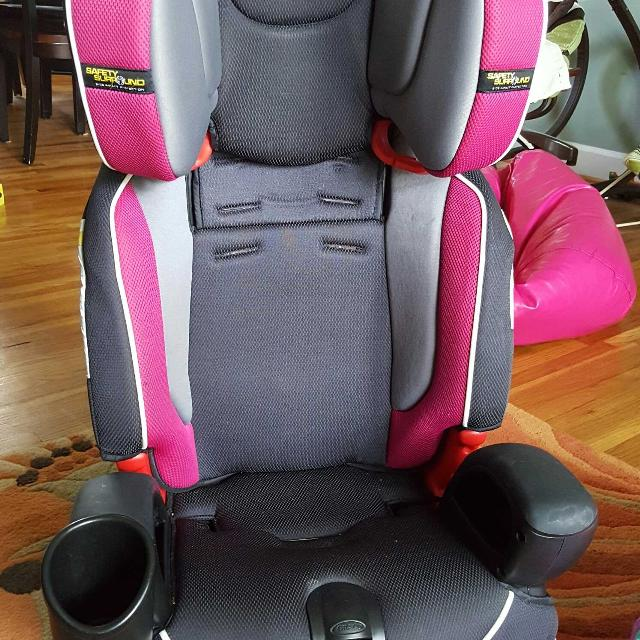 Graco Nautilus 3 In 1 Car Seat With Safety Surround >> Graco Nautilus 3 In 1 Safety Surround Booster Convertible Car Seat