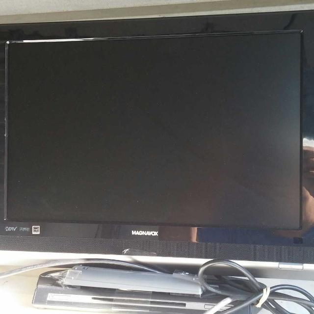 Magnavox Tv With Built In Dvd Player And Remote Meet Kmp Or Sams Within 48