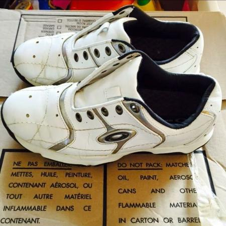 OAKLEY GOLF SHOES. USED SIZE 9 for sale  Canada