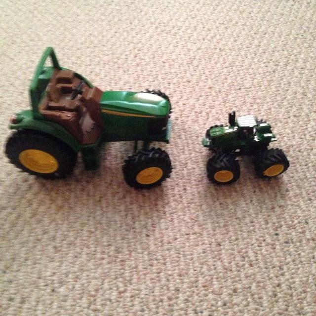 Toy Tractors For Sale >> Toy John Deer Tractors