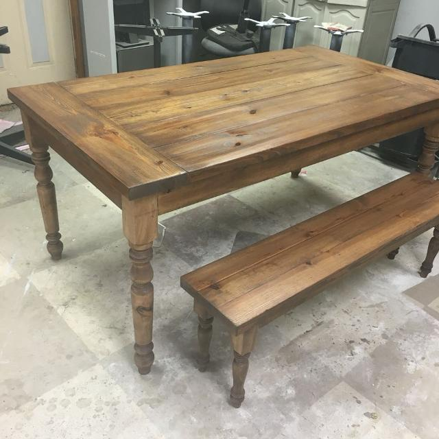Best Farmhouse Table For Sale In Frisco Texas For 2019