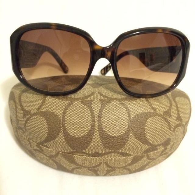 0dbc1a72842ee Best Price Reduced! Coach Women s Sunglasses - Like New for sale in ...