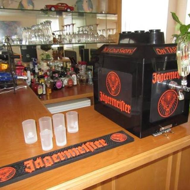 Best Jagermeister 3 Bottle Ice Cold Shots Tap Machine Jemus Bar Beverage For Sale In 1220 Sw 35th Ave Boynton Beach Florida For 2021