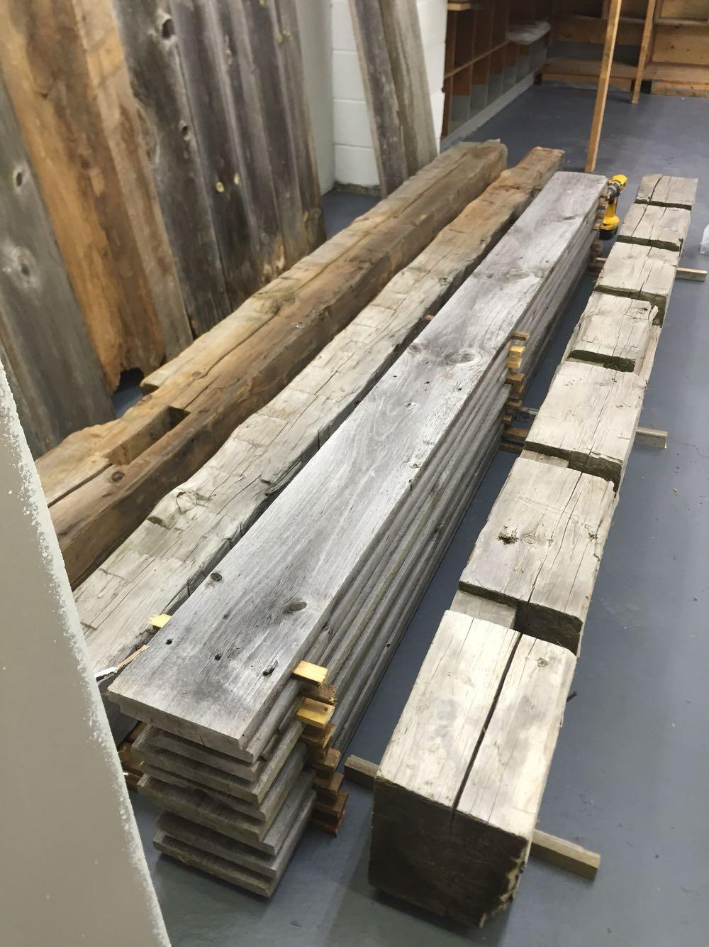 Best Barnwood Barn Planks Barn Boards for sale in Oshawa ...