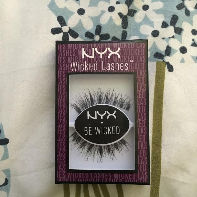 7ad3b21cd4c Find more Nyx Wicked Lashes In Wl12 Vixen for sale at up to 90% off