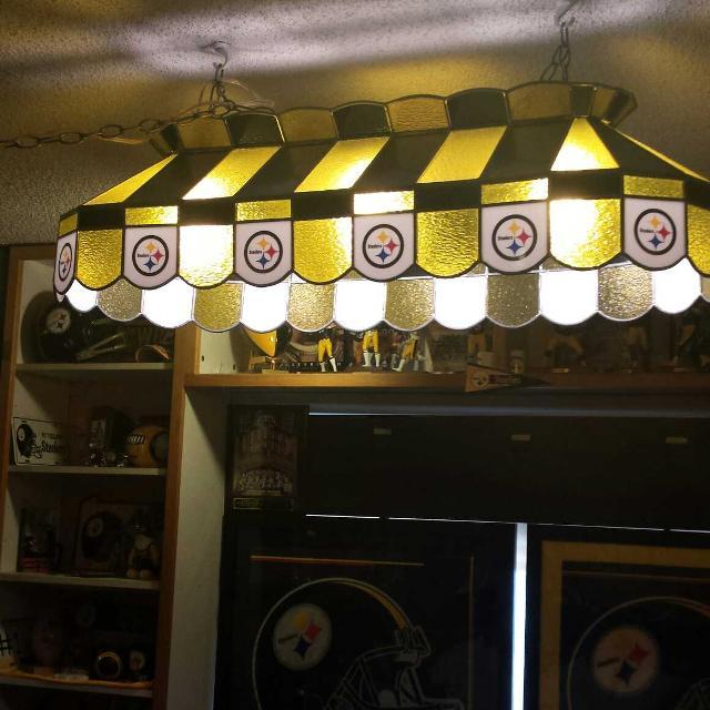 Best Pittsburgh Steelers Pool Table Light For Sale In Fullerton - Fullerton pool table