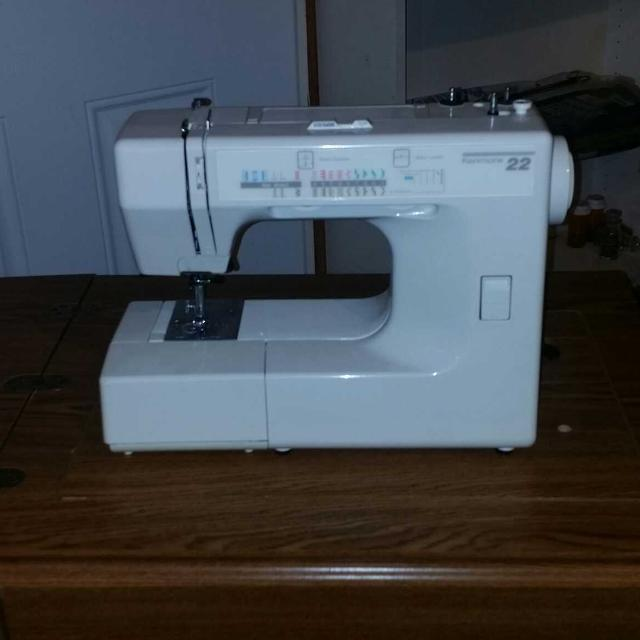 Find More Kenmore Sewing Machine And Cabinet For Sale At Up To 40% Off Fascinating Blue Kenmore Sewing Machine