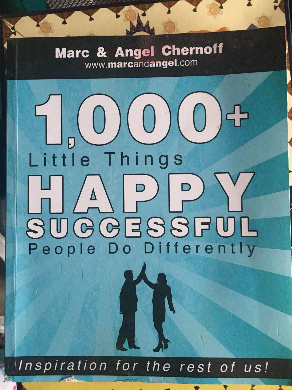Find more Book- 1,000 Little Things Happy Successful People Do Differently  for sale at up to 90% off