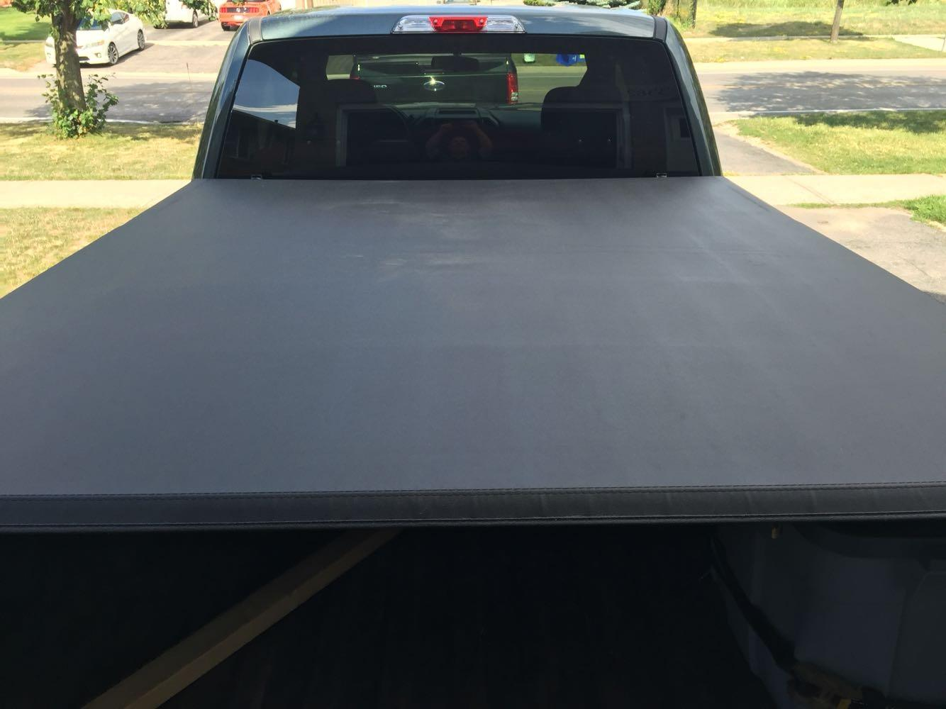 Best Truxmart Tri Fold Tonneau Cover 6 5 For Sale In Oshawa Ontario For 2020