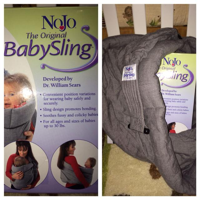 4330c24df13 Best Reduced To  8!! Nojo Baby Sling. for sale in Manchester