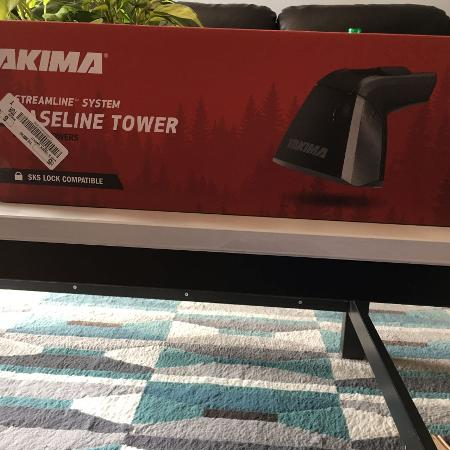 Yakima Roof Rack System 2015 Jeep..., used for sale  Canada