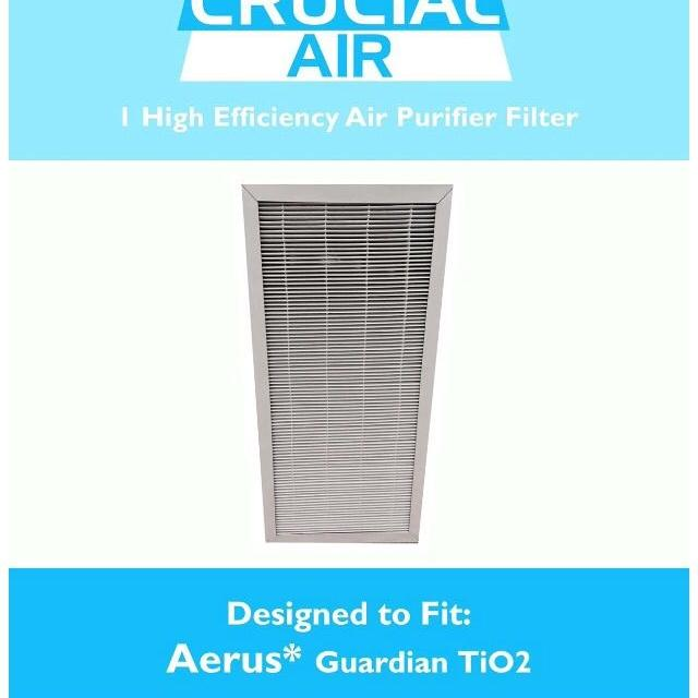 Aerus Electrolux Guardian TiO2 Air Purifier Filter- Porch pick up only