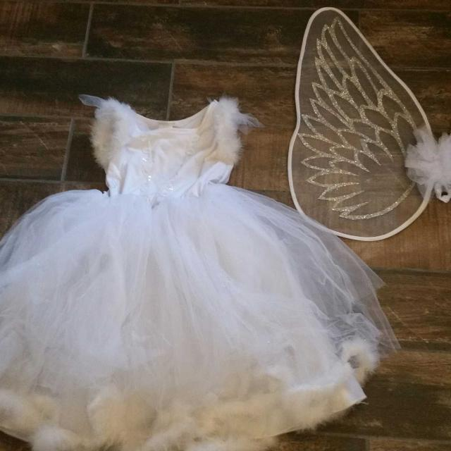 e550d2599b Find more Pottery Barn Fairy Halloween Costume for sale at up to 90 ...