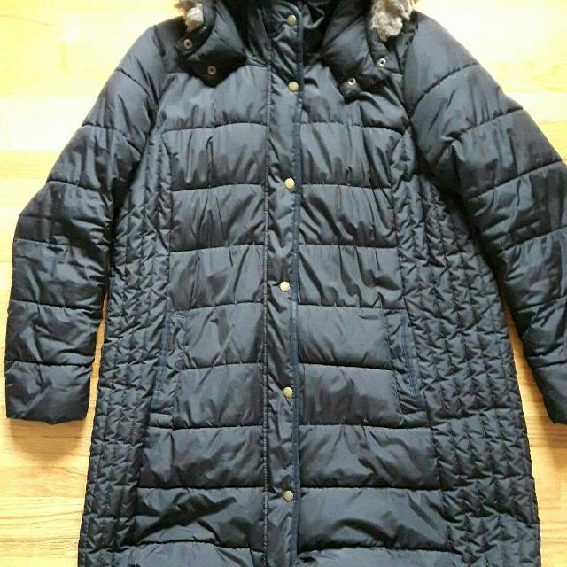 b6e85f7aba620 Find more Maternity Winter Coat- Black From Old Navy for sale at up ...