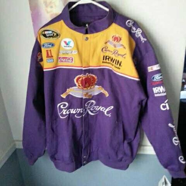 Best Jamie Mcmurray Race Car Jacket Will Trade For Sale In Peoria