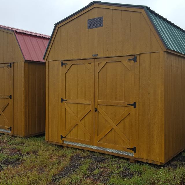 Amish Built Smart Barn