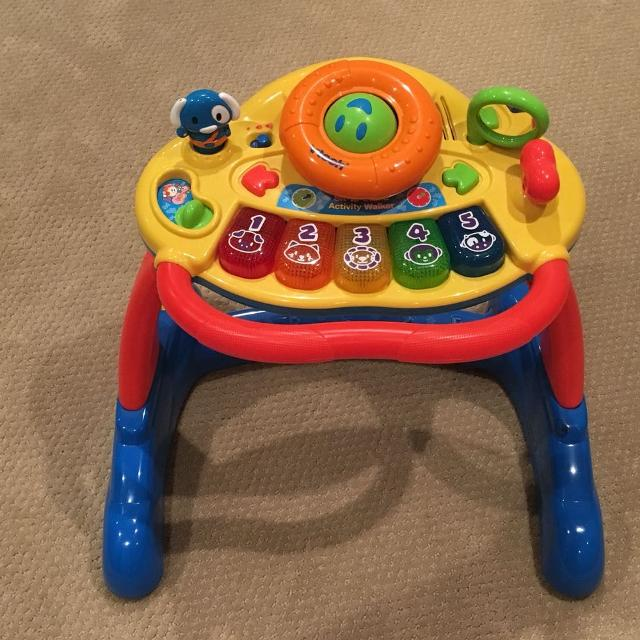 Best Vtech Sit To Stand Activity Walker For Sale In Stouffville