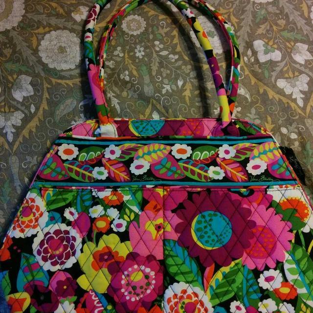 Vera Bradley Bowling Bag