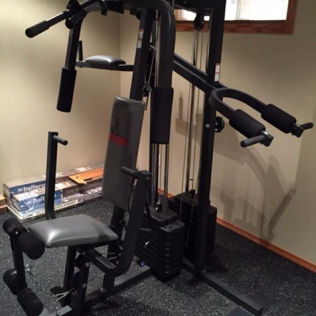 Weider Home Gym Instructions: Find More Weider 8530 Home Gym For Sale At Up To 90% Off