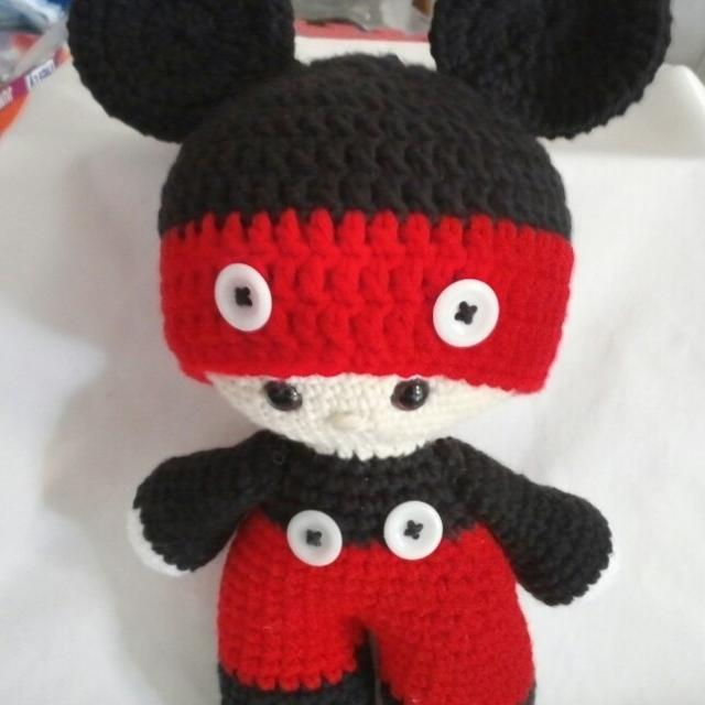 Best Taking Orders For Crocheted Mickey Or Minnie Mouse Big Head