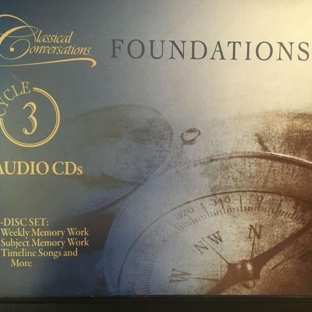 Find More Classical Conversations Cycle 3 Audio Cd S For Sale At Up To 90 Off