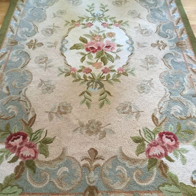 Vintage Floral Rugs: Find More Vintage Style Floral Shabby Chic Rug For Sale At