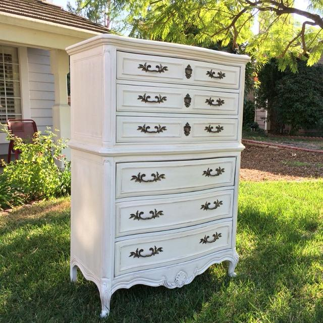 Find More Thomasville French Provincial High Boy Dresser For Sale At